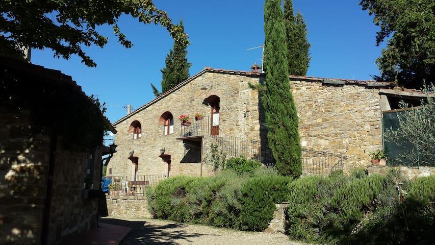 Toscana a tutto relax - Capolona - Casa