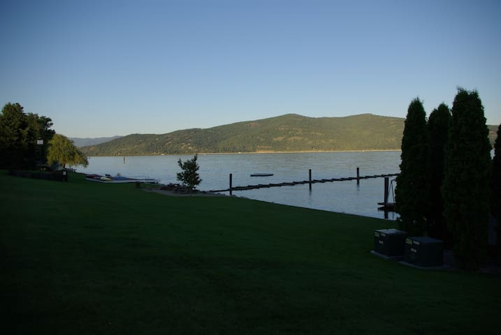 Sandpoint Idaho Condo on Lake Pend Oreille - 샌드포인트(Sandpoint) - 아파트(콘도미니엄)