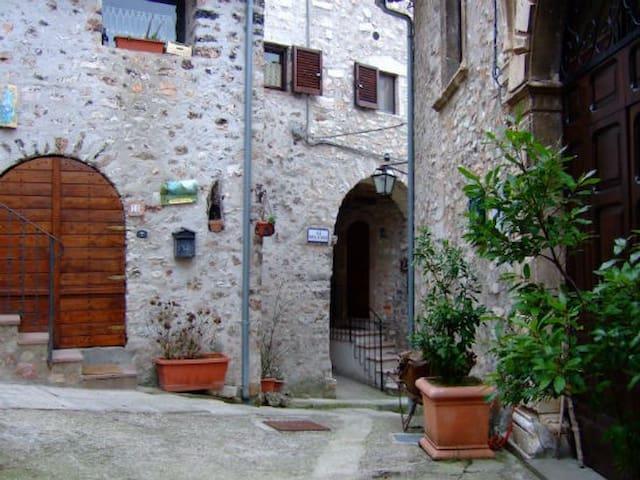 Podestà Guest House: umbrian relax - Civitella di Scheggino - Departamento