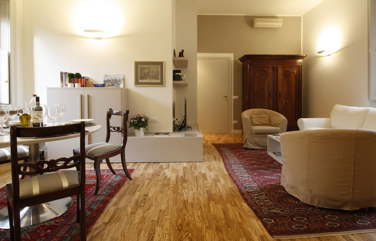 Apt. right in the middle of Pavia - Pavia - Appartement