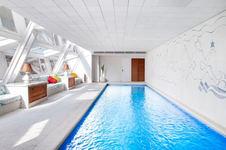 Exclusiva casa  20 min de Barcelona - Cabrils - 別荘