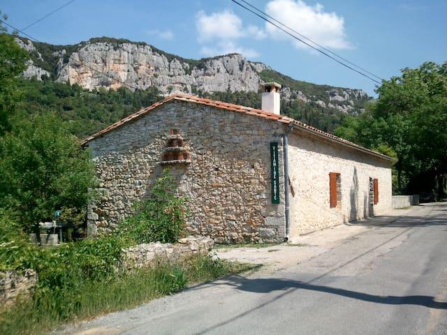 Bergerie en Pierres  - St Bauzille de Putois - Casa