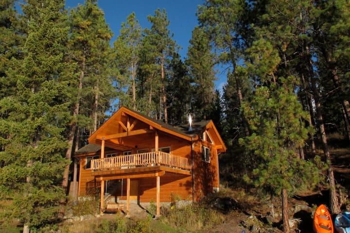 Flathead Lake Cabin! - Polson - Stuga
