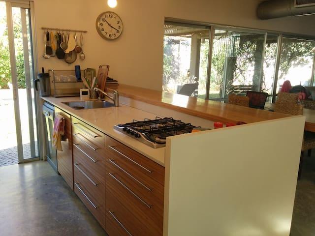 A Cozy Private House With a Garden - Hod Hasharon - Casa