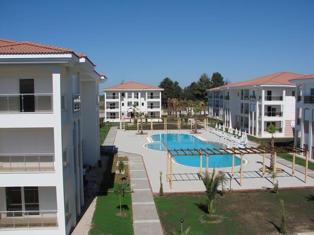 Four Seasons complex, Ilica, Side - Side - Lägenhet