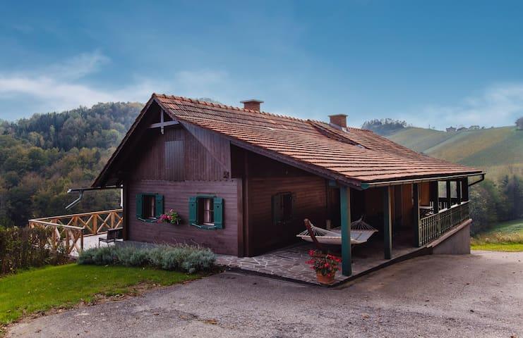 Ferienappartements am Gamlitzberg - Steinbach - Daire