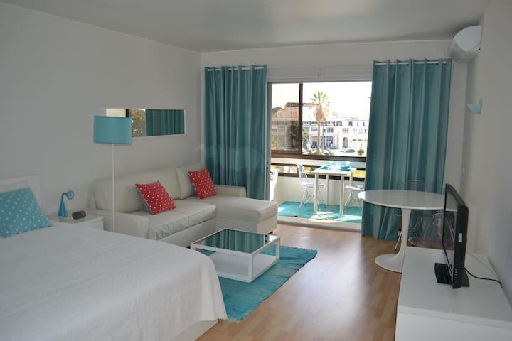 Amazing apartment with sea view - Estoril - Appartamento