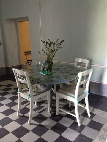Romantic house in a quiet hamlet - Dolcedo - Casa
