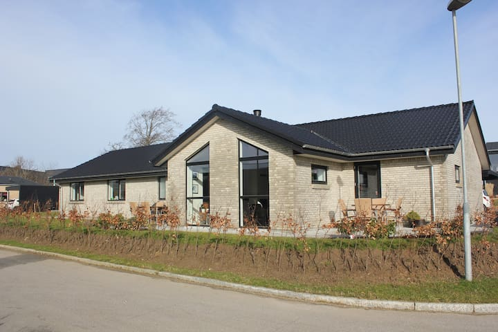 Cosy home close to beautiful nature - Mårslet - Hus