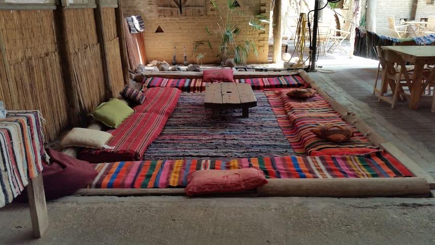 a Zimmer in the desert - Hatzeva - Apartemen