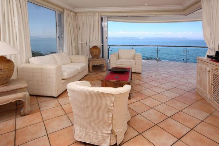Seafront 3-bed Apartment  - Hermanus - 公寓