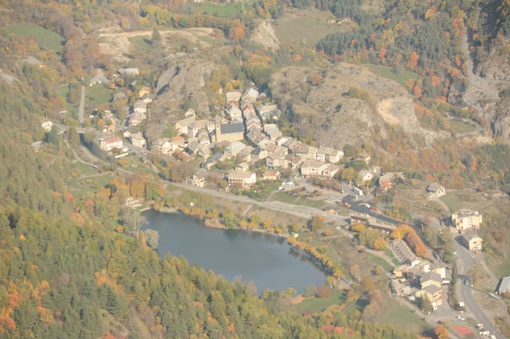 t2 a la montagne - Le Lauzet-Ubaye - Huoneisto