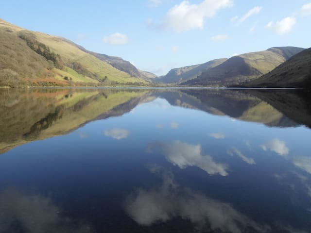 Special Offer: Home from Home Cottage in Wales - Gwynedd - Casa