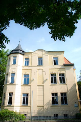 Apartment in top place, near the City and the Park - Weimar - Vila