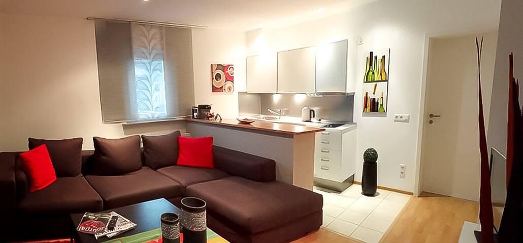 Modernes Apartment mit Flair - Wolfsburg - Leilighet