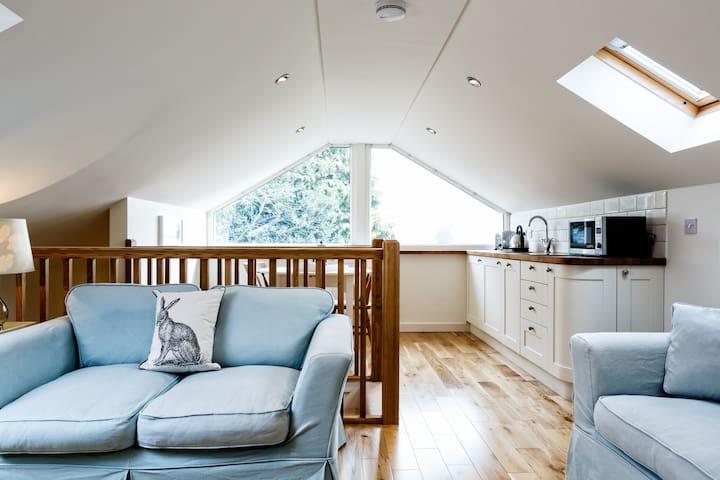 Studio apartment with great views - Pamington