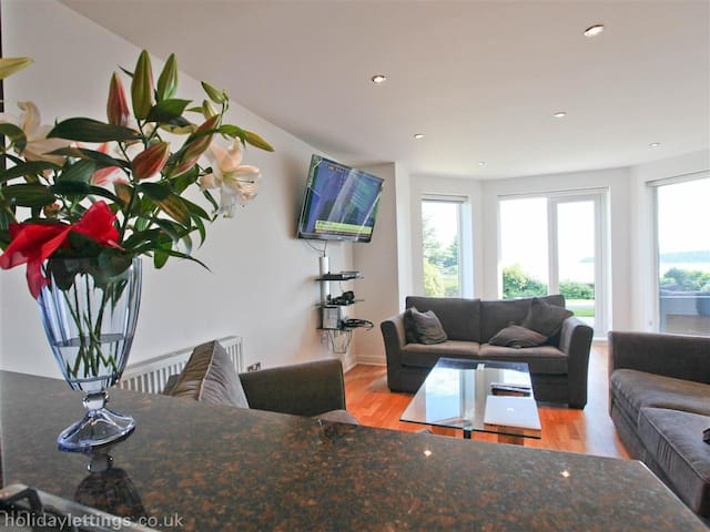 Cornwall, 2 bed Apartment - Carlyon Bay - Appartement