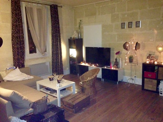 Nice apartment near Bordeaux - Sadirac - Appartement