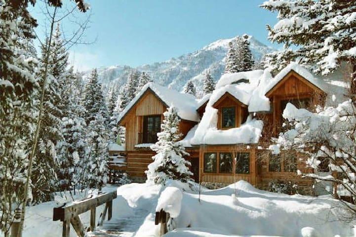 TREEHOUSE SUITE ON SUNDANCE CREEK-A - Sundance - Adosado