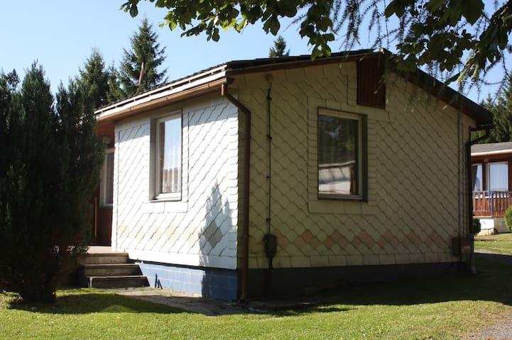 Ferienwohnung in grüner Idylle - Großbreitenbach