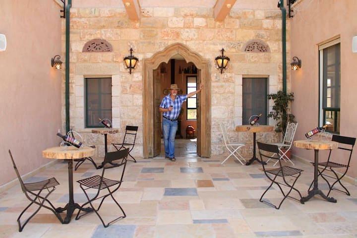 Charming room in a Boutique winery - Kefar kisch - Villa