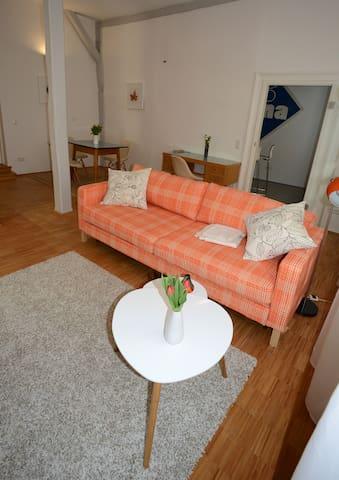 Apartment im Herzen der Altstadt - Schwäbisch Hall - Apartmen