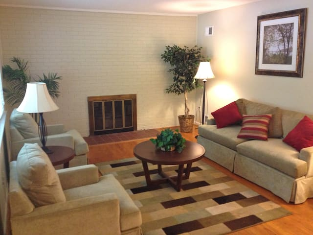 Fully Furnished Single Family Home - Hyattsville