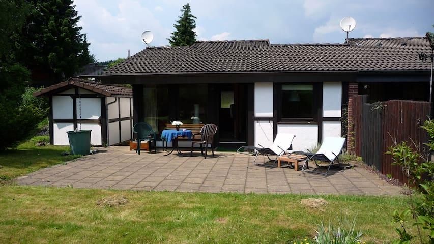 Ferienhaus am Listersee, Sauerland - Meinerzhagen - Ev