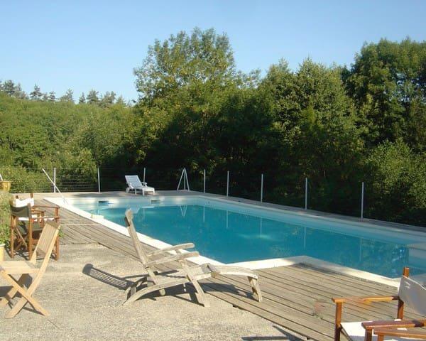 Typical Villa,Ardèche &Private Pool - Lamastre