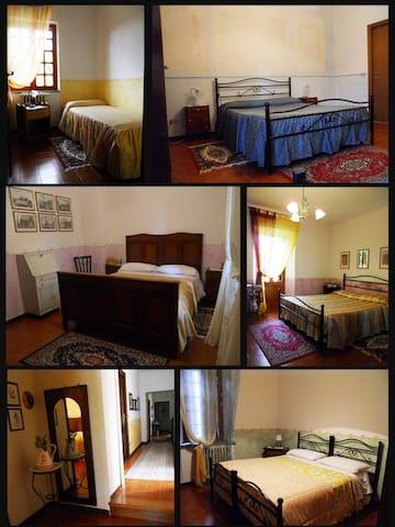 camera matrimoniale - Rieti - Bed & Breakfast
