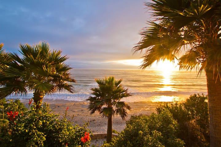 On the BEACH 1 hr S of San Diego 3 - La Mision