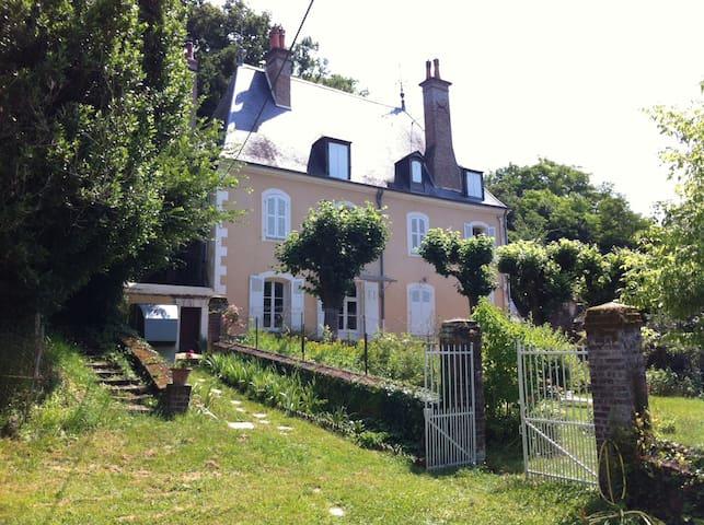 POUR LES 24 HEURES DU MANS    ch 1 - Château-du-Loir - Ev