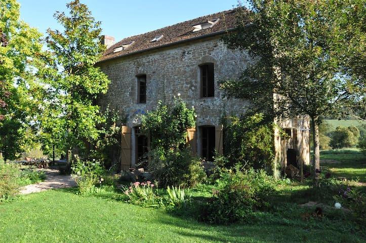 Maison au coeur du bocage normand - Roiville - 一軒家