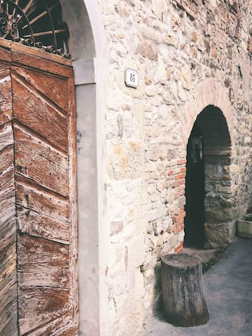 Old Villa between the castles - Canossa Reggio Emilia - Bed & Breakfast