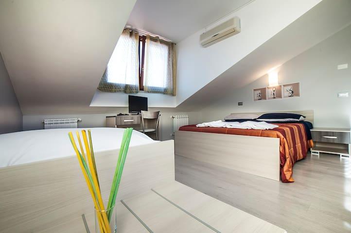 Vista stellare - Melfi - Bed & Breakfast