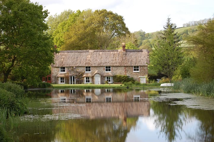 Peaceful Cottage in Wildlife Garden - Colyton - Casa