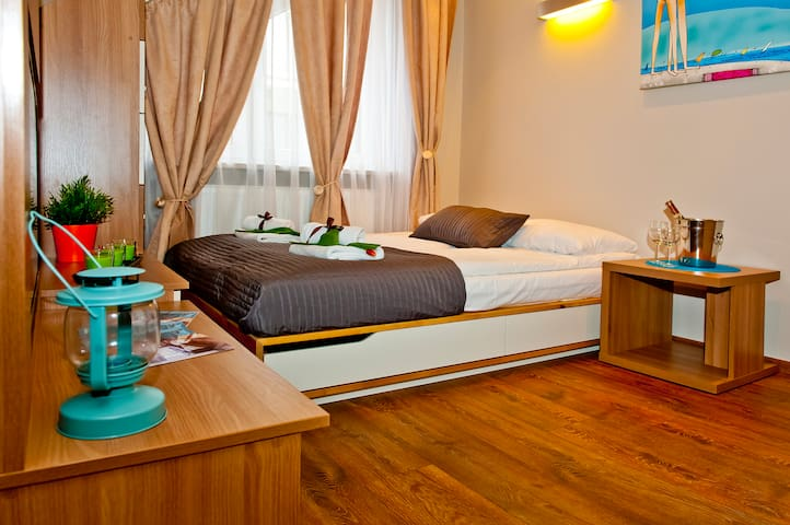 Urokliwy Apartament D14 Marina - Jastarnia - Leilighet