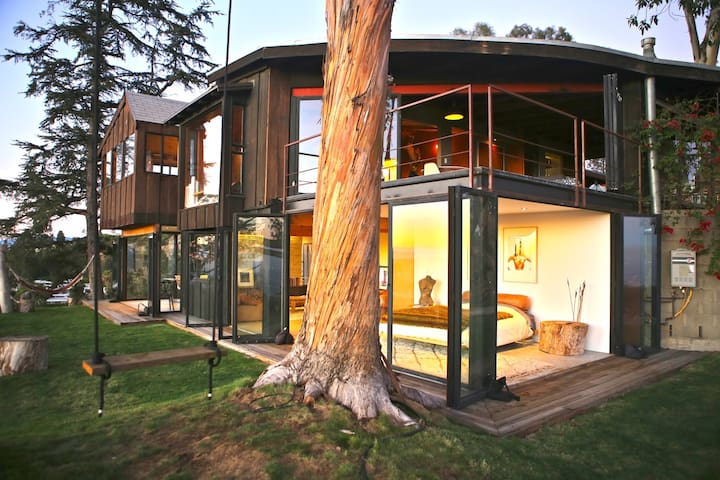 Tree house with 360 views of L.A - Los Angeles - Rumah