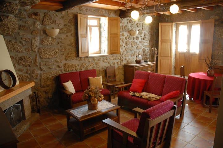 Casa da Moreia, charme e conforto  - Sabugueiro - Seia - Hus