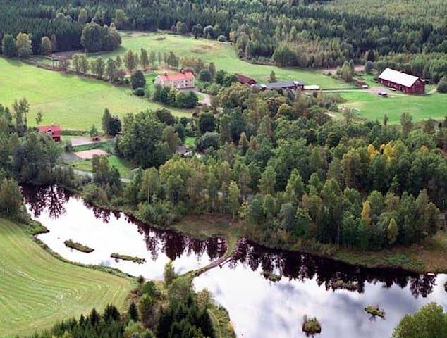 Gruppboende & konferens & friluftsaktiviteter - Österbymo - Ev