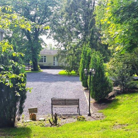 River Finn Cottage, A warm welcome. - Killygordon
