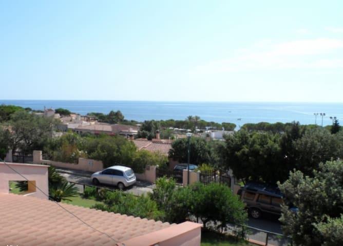Independent House Sardinia 80m from the sea - Porto Corallo - Villa