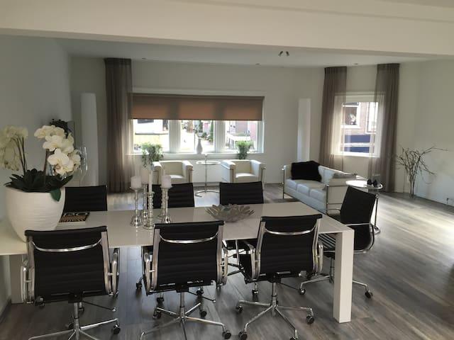 Zéér mooi luxe appartement  (nieuw) - Apeldoorn - Leilighet