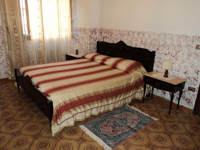 Appartamento Vittoria a Centola - Centola - บ้าน