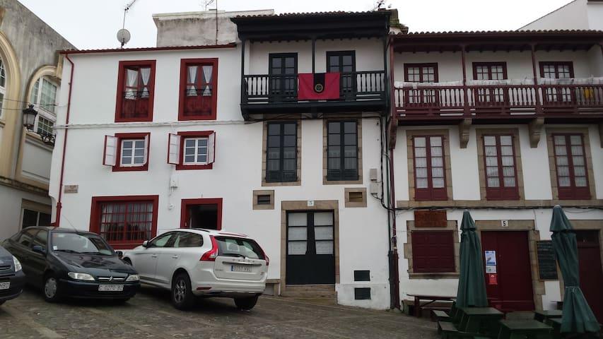 Casa típica centro casco histórico - Betanzos - Дом