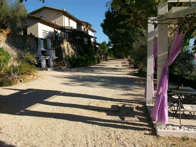 Viaggio ad Assisi - Bettona - Departamento