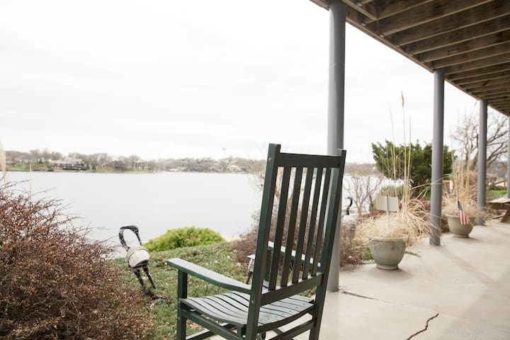 Beautiful Lake Living! - Plattsmouth - Huoneisto