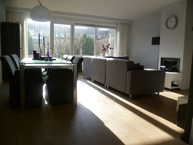 Modern and sunny house near Utrecht - Woerden - Dom