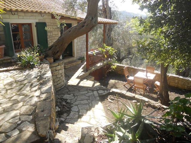 Nikolas Stone House , Loggos, Paxos - Loggos - Casa