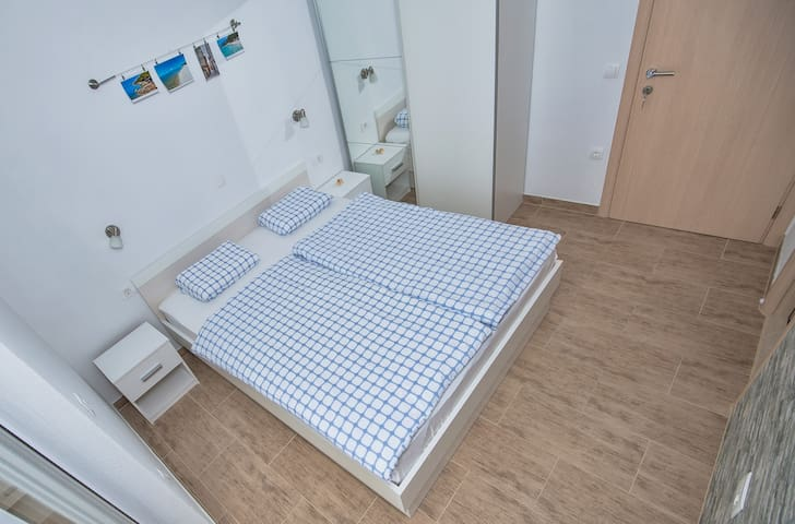 Cosy and modern apartment Amfora - Makarska - Daire